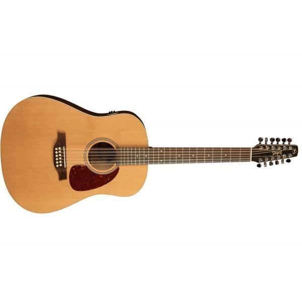 Seagull Coastline S12 Cedar QI Guitarra Electroacústica