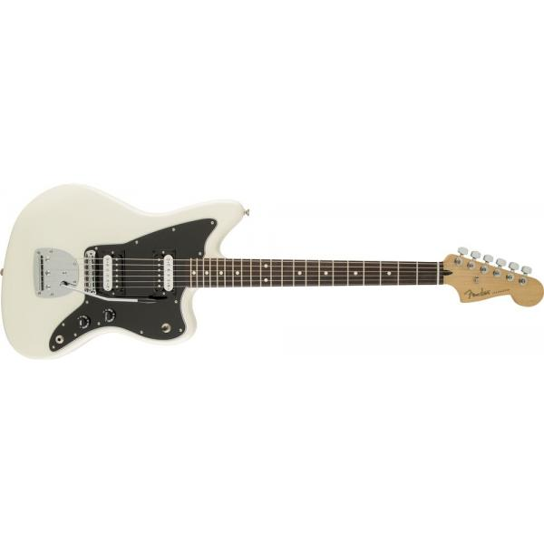 Fender Standard Jazzmaster® HH, Rosewood Fingerboard, Olympic White