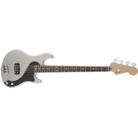 Fender Bajo  Standard Dimension™ Bass IV, Rosewood Fingerboard, Ghost Silver
