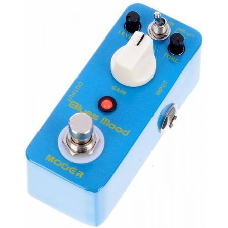 Mooer Blues Mood Blues drive pedal guitarra