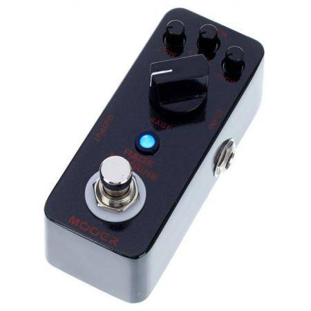 Mooer Rage Machine Metal distortion pedal guitarra