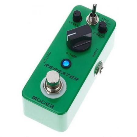 Mooer Repeater Delay pedal guitarra