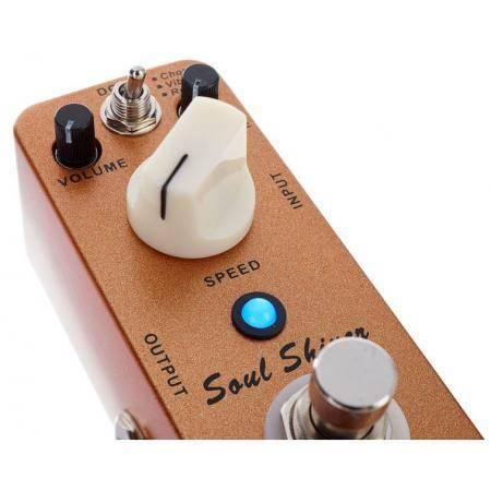 SOUL SHIVER Multi modulation MOOER