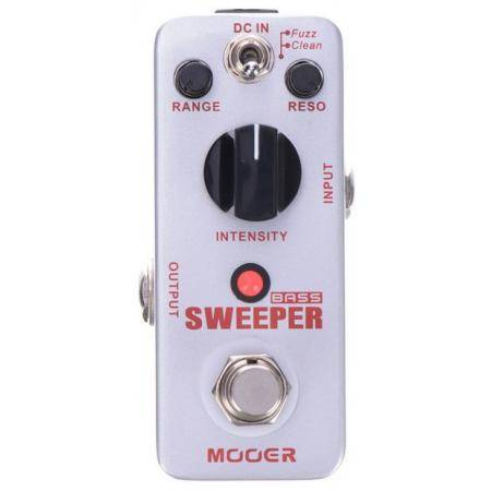 SWEEPER Bass filter MOOER