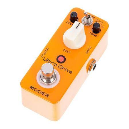 Mooer Ultra Drive MKII Distortion pedal guitarra