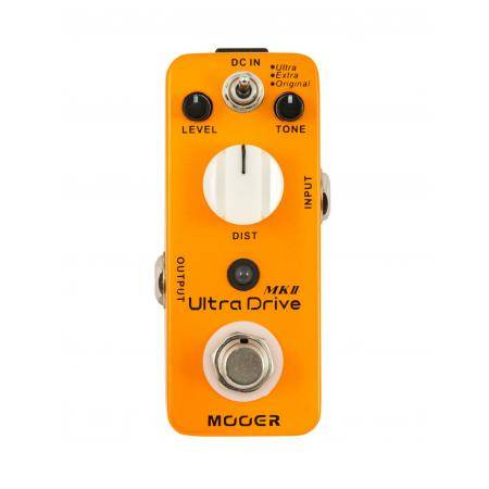ULTRA DRIVE MKII Distortion MOOER