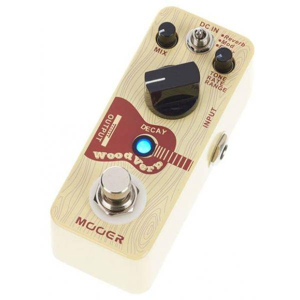 WOODVERB Acoustic reverb MOOER
