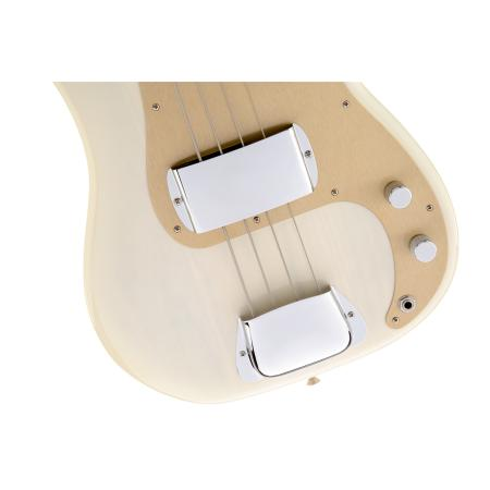 American Vintage '58 Precision Bass®, Maple Fingerboard, White B