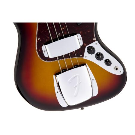 American Vintage '64 Jazz Bass®, Round-Laminated Rosewood Finger