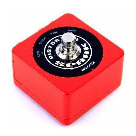 Mooer Distortion Spark pedal de guitarra