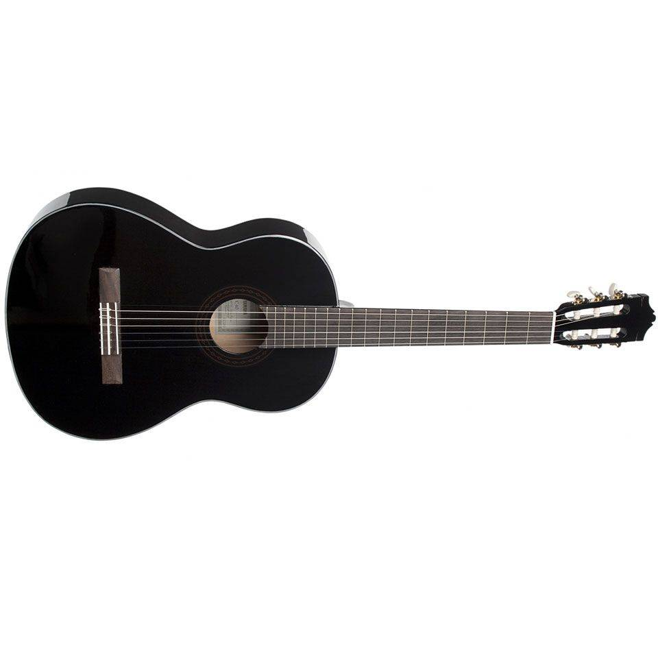 comprar yamaha c40bl negro guitarra clasica musicopolix. Black Bedroom Furniture Sets. Home Design Ideas