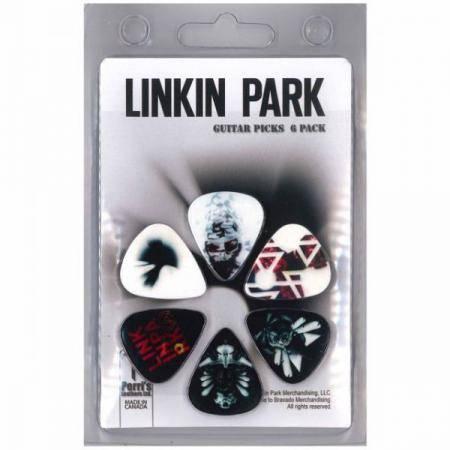 Perri's set 6 púas Linkin Park
