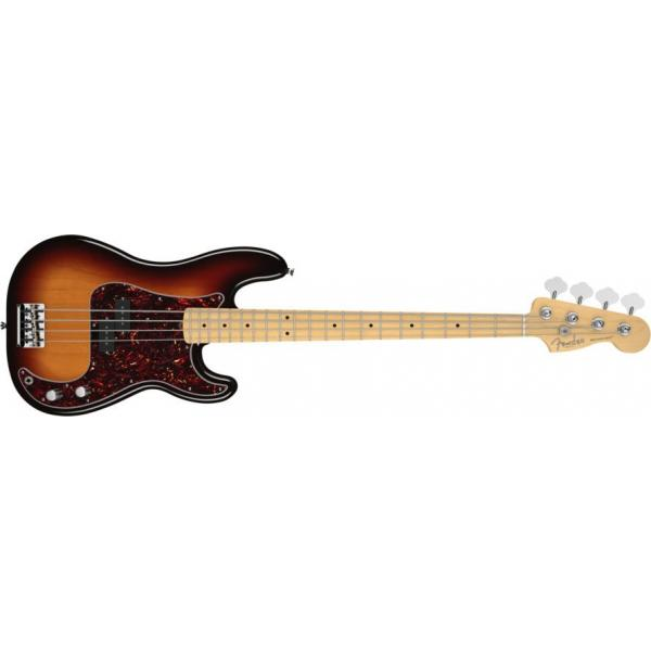 Fender American Standard Precision Bass, Rosewood Fingerboard, 3-Color