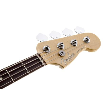 Fender American Standard Precision Bass, Rosewood Fingerboard, Olympic