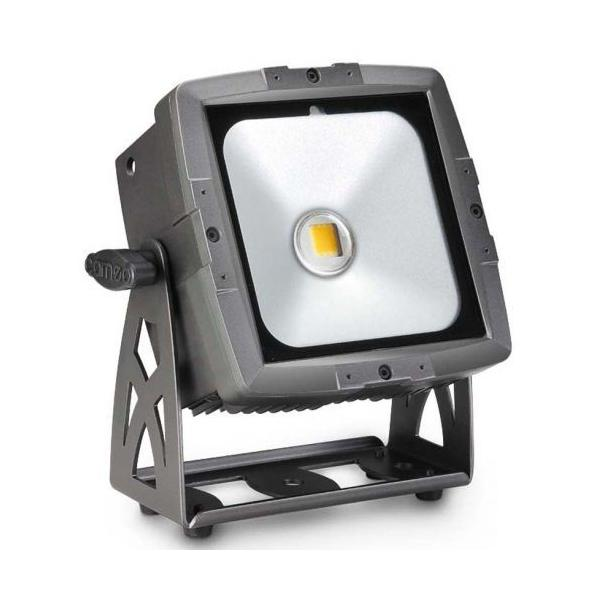 Cameo FLAT PRO FLOOD IP65 WW Proyector con LED COB blanco cálido