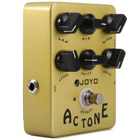 Joyo JF13 AC Tone Pedal guitarra