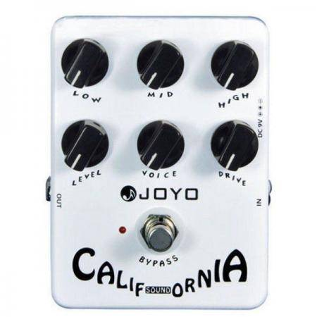 Joyo JF15 California Sound Pedal guitarra