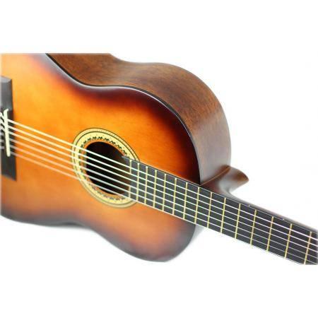 Valencia VC204CSB Sunburst Guitarra clásica