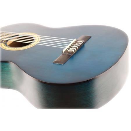 Valencia VC204TBU Guitarra clásica