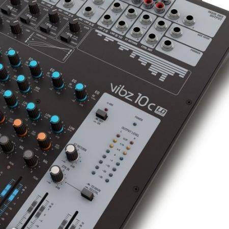 LD SYSTEMS VIBZ 10 C Mesa Directo