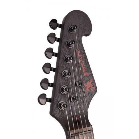 SX Pirate Series EG1BK Guitarra eléctrica