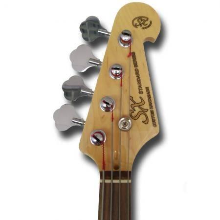 SX BD2WT Bajo eléctrizo Precision Bass
