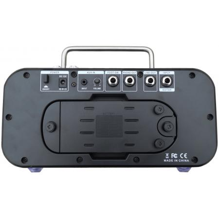 TM 10 EK audio PORTATIL