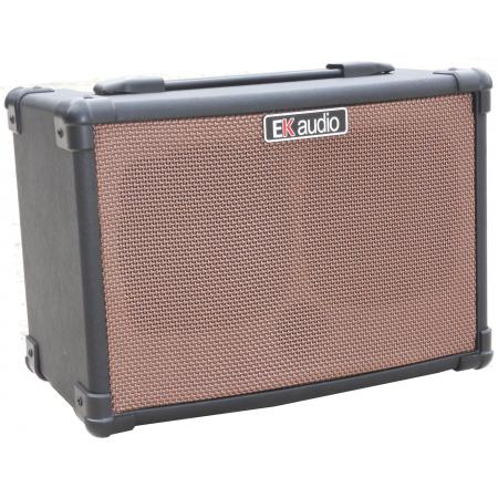 EK Audio TM20A Amplificador guitarra acústica