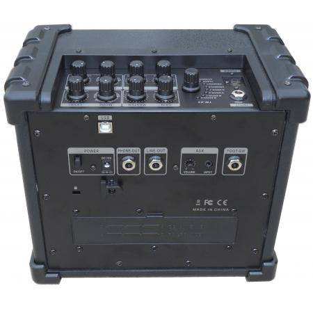 TM 05 EK audio PORTATIL
