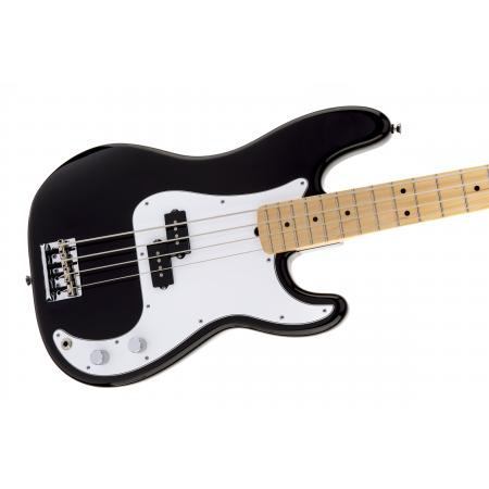 American Standard Precision Bass®, Maple Fingerboard, Black
