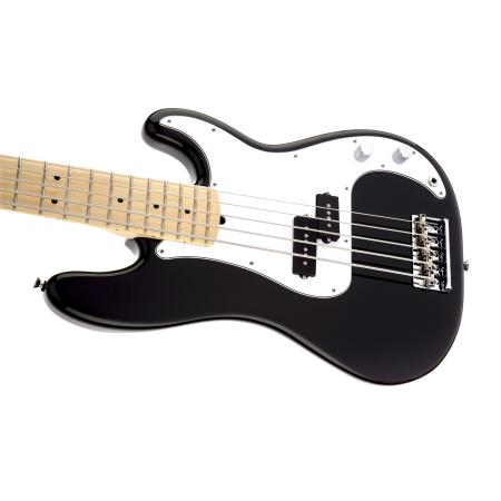 Fender American Standard Precision Bass V (Five String), Maple Fingerb