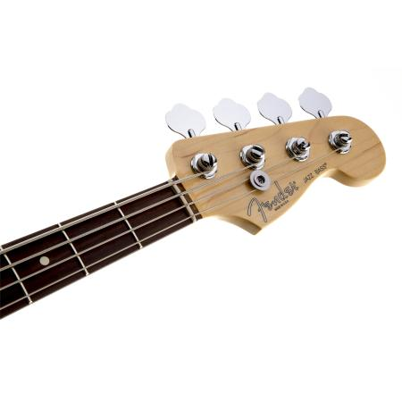 American Standard Jazz Bass®, Rosewood Fingerboard, Olympic Whit