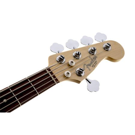 American Standard Jazz Bass® V (Five String), Rosewood Fingerboa