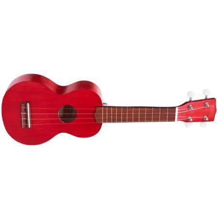 Ukelele Soprano Rojo Mahalo MK1trd