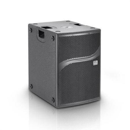 LD SYSTEMS DDQ212 Subwoofer Activo 2 x 12""