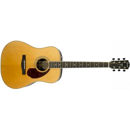 Fender PM-1 Deluxe Dreadnought, Natural Guitarra electroacústica