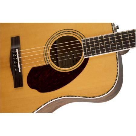 Fender PM-1 Standard Dreadnought, Natural Guitarra electroacústica