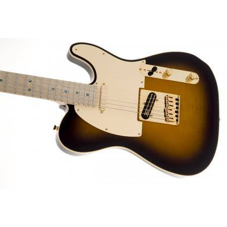Fender Richie Kotzen Telecaster®, Maple Fingerboard, Brown Sunburst