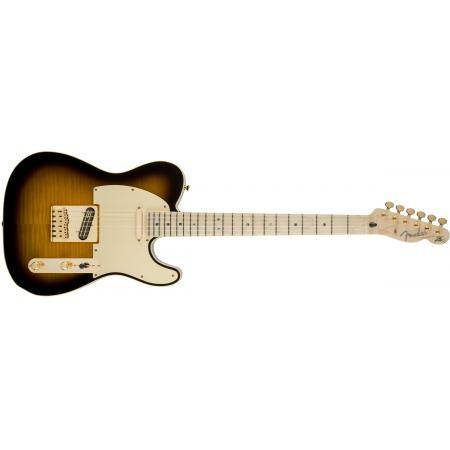 FENDER RICHIE KOTZEN TELECASTER BROWN SUNBURST