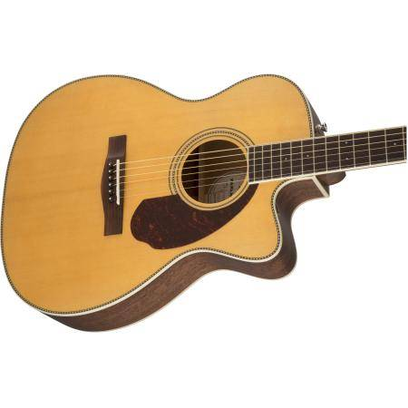 Fender PM-3 Standard Triple-0, Natural Guitarra electroacústica