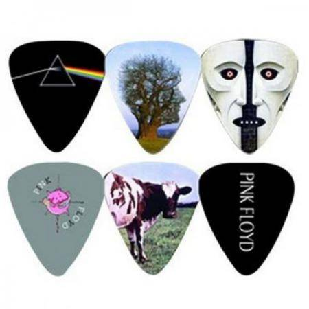 Perri's LPPF1 Pink Floyd Pack1 6 Púas
