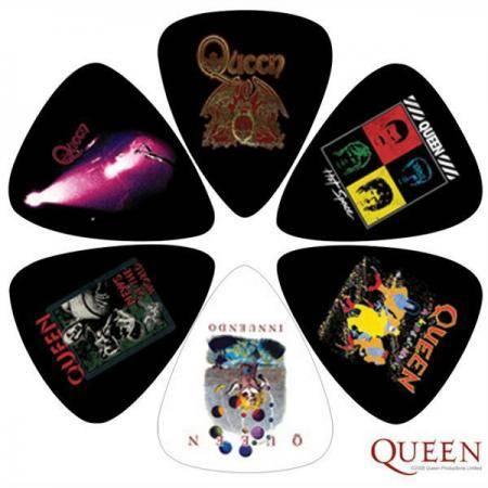 Perri's LPQN2 Queen 6 Púas
