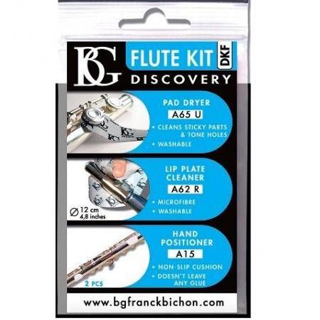 B.G. Kit mantenimiento para flauta travesera DKF