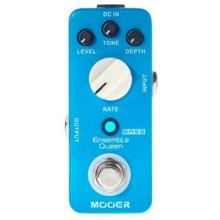 Mooer Ensemble Queen Pedal guitarra
