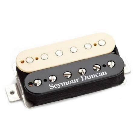 Seymour Duncan TB-11 Custom Zebra Pastilla guitarr