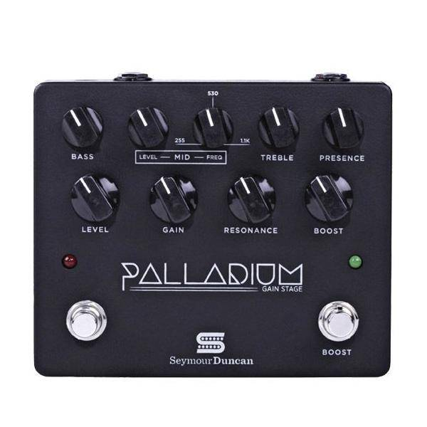 PALLADIUM BLACK Gain Stage SEYMOUR DUNCAN