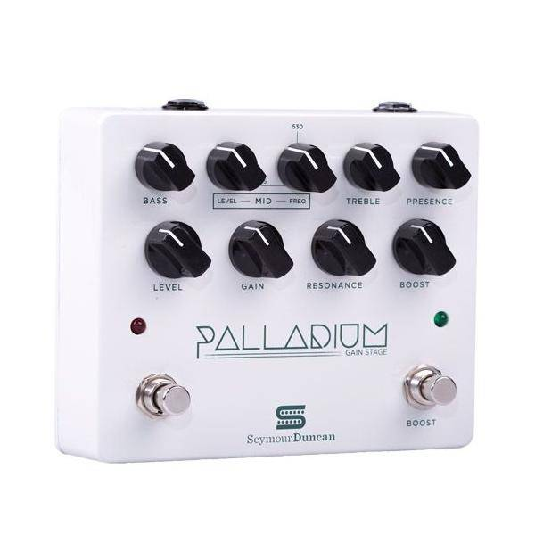 PALLADIUM WHITE Gain Stage SEYMOUR DUNCAN