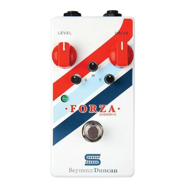 FORZA Overdrive SEYMOUR DUNCAN