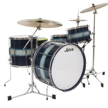 Ludwig Club Date Usa DownBeat L6103LX
