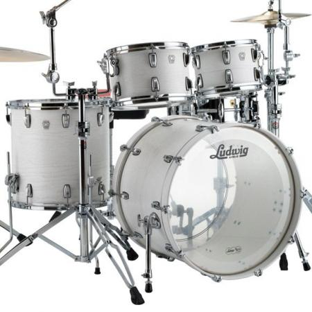 Ludwig Keystone x Big Beat L7024AX Artic Oak